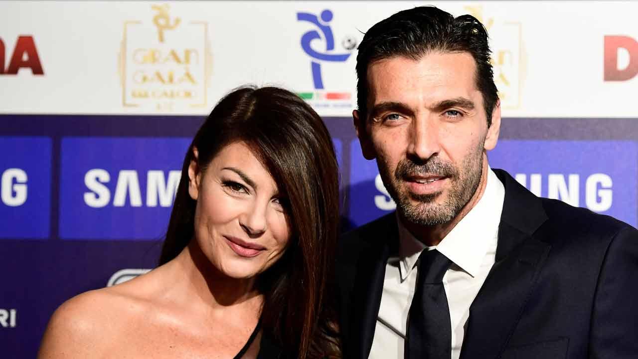 Buffon e Ilaria D'Amico, matrimonio in segreto? Gigi si trad