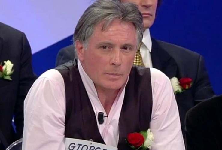 Giorgio Manetti dimentica Uomini e Donne