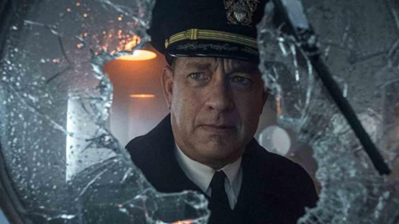 Greyhound | la consacrazione di Tom Hanks come sceneggiatore