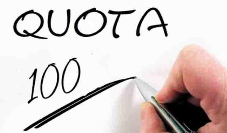 Gualtieri crisi devastante quota 100