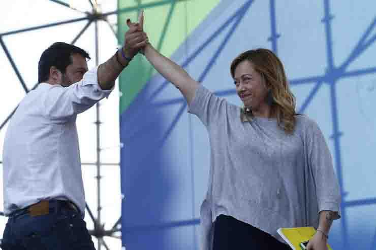 Intervista Matteo Renzi Meloni Salvini soldi europa governo Conte