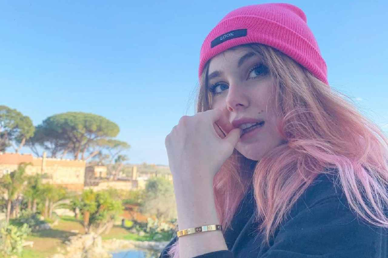 Jasmine Carrisi sogna Sanremo