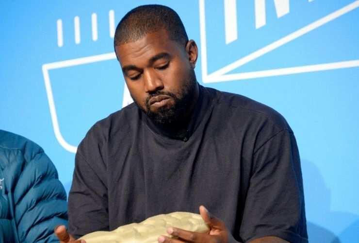 Kim Kardashian furiosa con Kanye dopo il comizio
