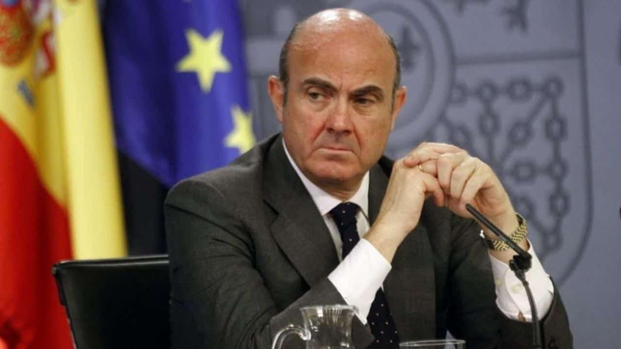 Luis De Guindos - BCE