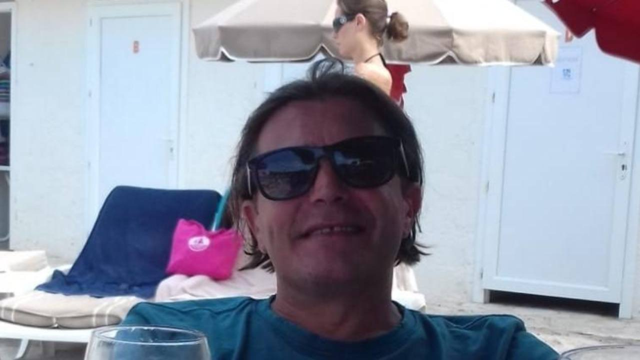 Malore improvviso, muore a 48 anni Francesco Calvisi (1)