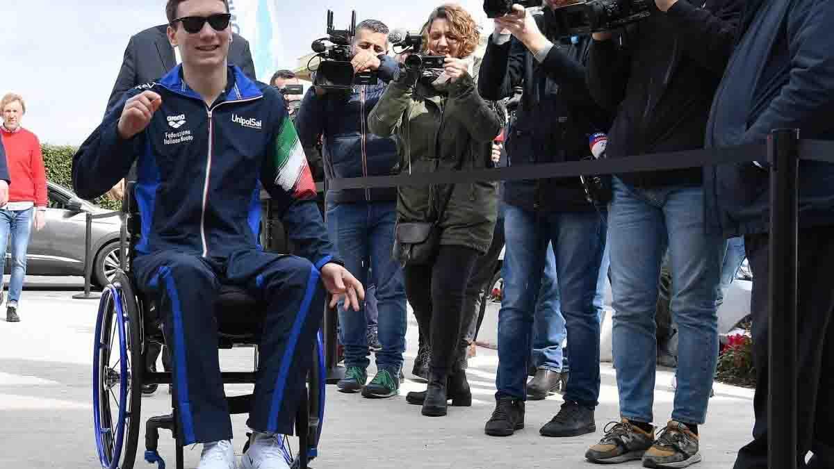 Manuel Bortuzzo, 16 anni di carcere per i due ragazzi che lo hanno ferito