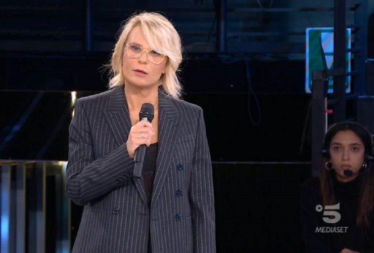 Maria De Filippi sogna ancora Sanremo