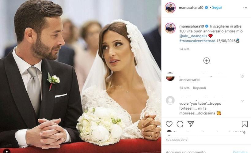 Matrimonio Alessandra ed Emanuele-Meteoweek.com