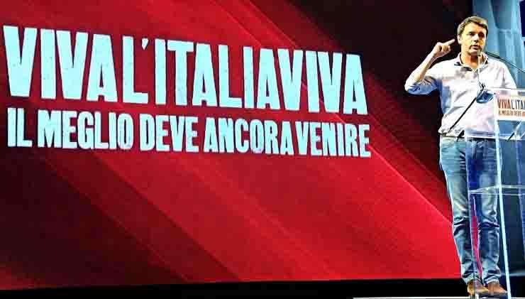 Matteo Renzi intervista soldi europa Salvini Meloni Di Maio governo Conte