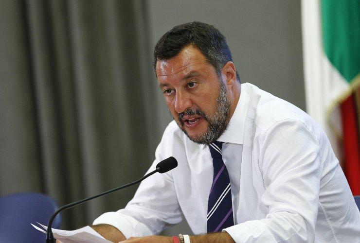 Matteo Salvini-Meteoweek.com