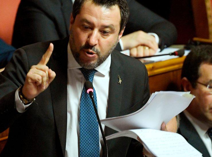 Intesa Autostrade, Salvini: Benetton hanno stappato perché han fatto i soldi. Ecco che cosa ha detto il leader della Lega