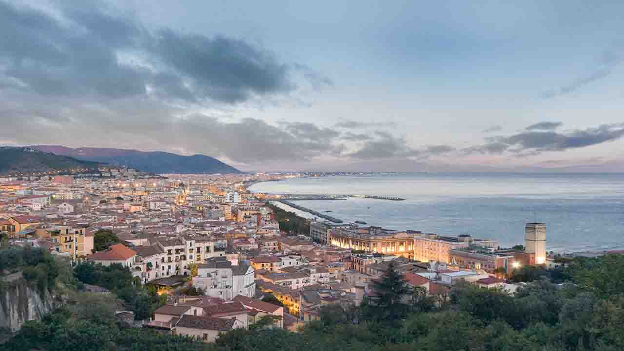 Meteo Salerno domani martedì 7 luglio: poco nuvoloso