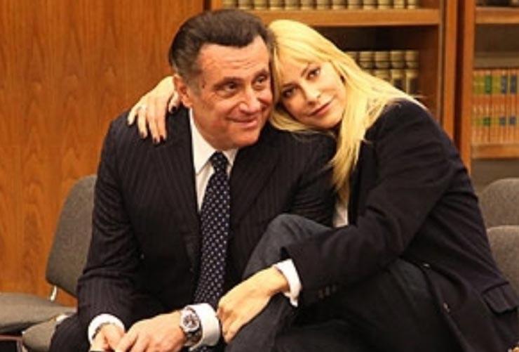 Stefania Orlando e Andrea Roncato
