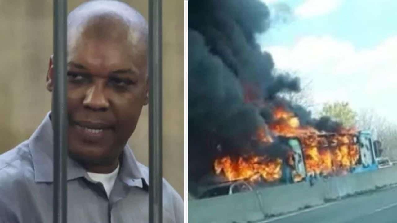 Ousseynou Sy - dirotta e incendia bus per giustizia morte migranti