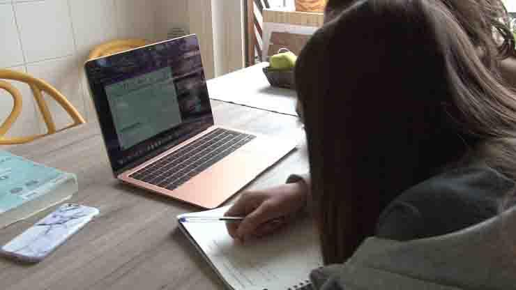 Studio bambini lockdown stress didattica a distanza