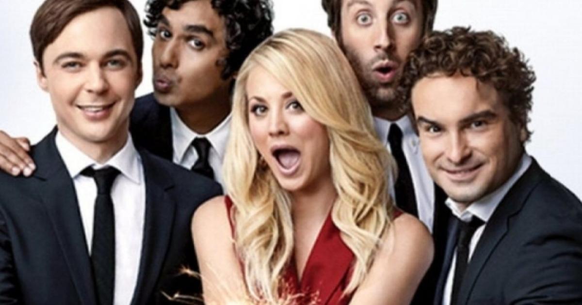 The Big Bang Theory - meteoweek
