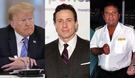 Trump come Schettino