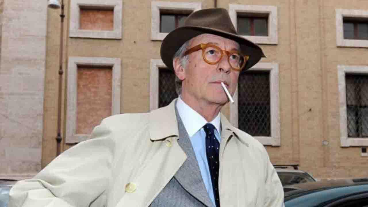Vittorio Feltri: la nostra politica è un teatro dell