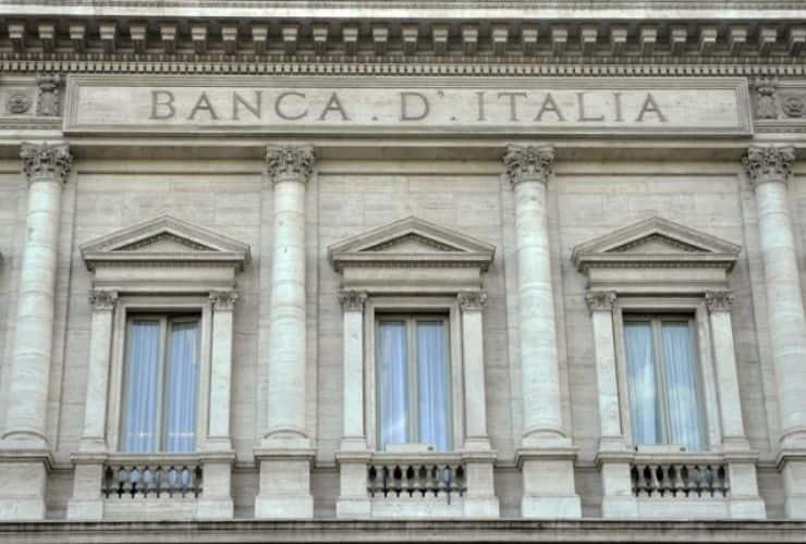 banca d'italita - debito pubblico