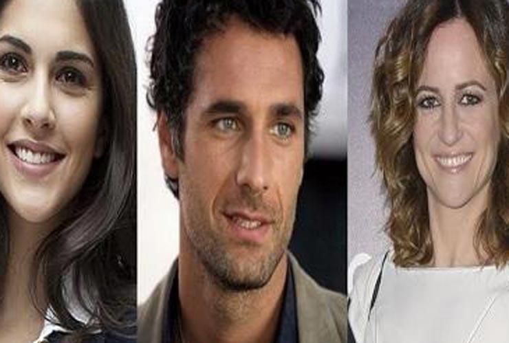 Raoul Bova, Chiara Giordano, Rocio Morales