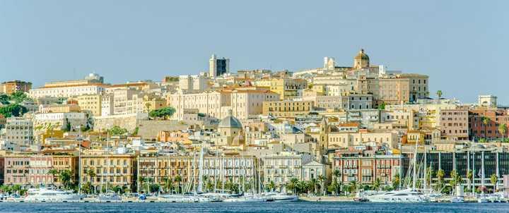 Meteo Cagliari oggi mercoledì 8 luglio: cieli sereni