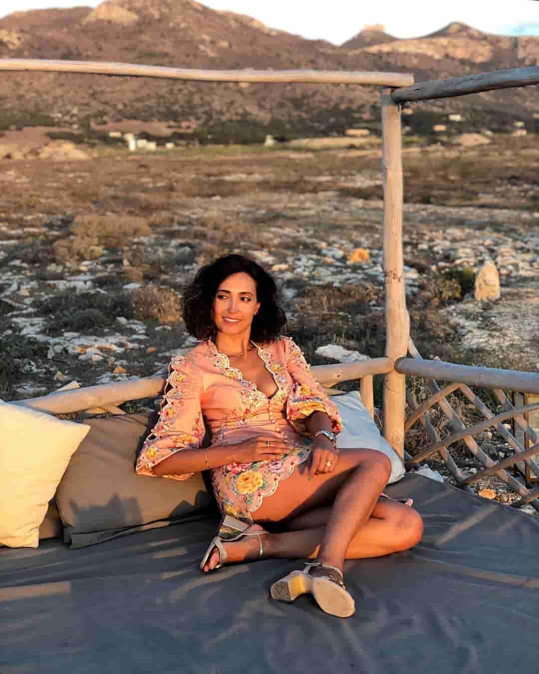 Caterina Balivo e le cozze: il dettaglio che non sfugge ai fan