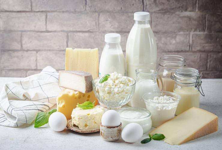 come conservare i latticini-Meteoweek.com