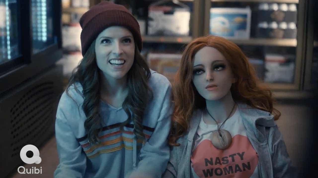 Dummy | nuovo trailer per la stravagante serie con Anna Kend