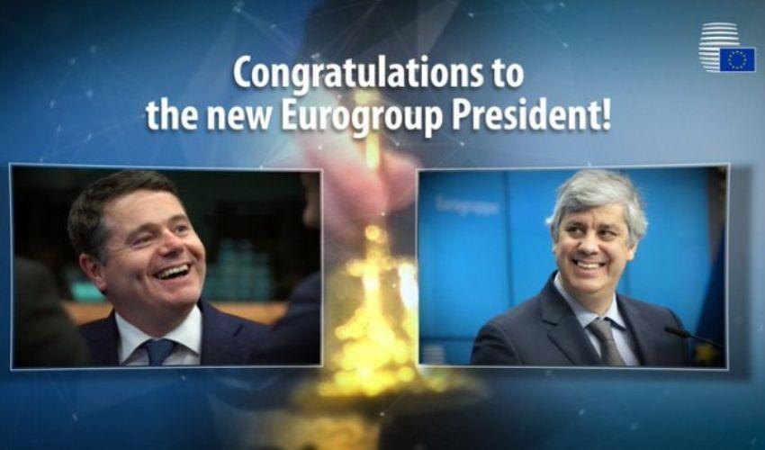 Eurogruppo, l'irlandese Pascal Donohoe è il nuovo presidente