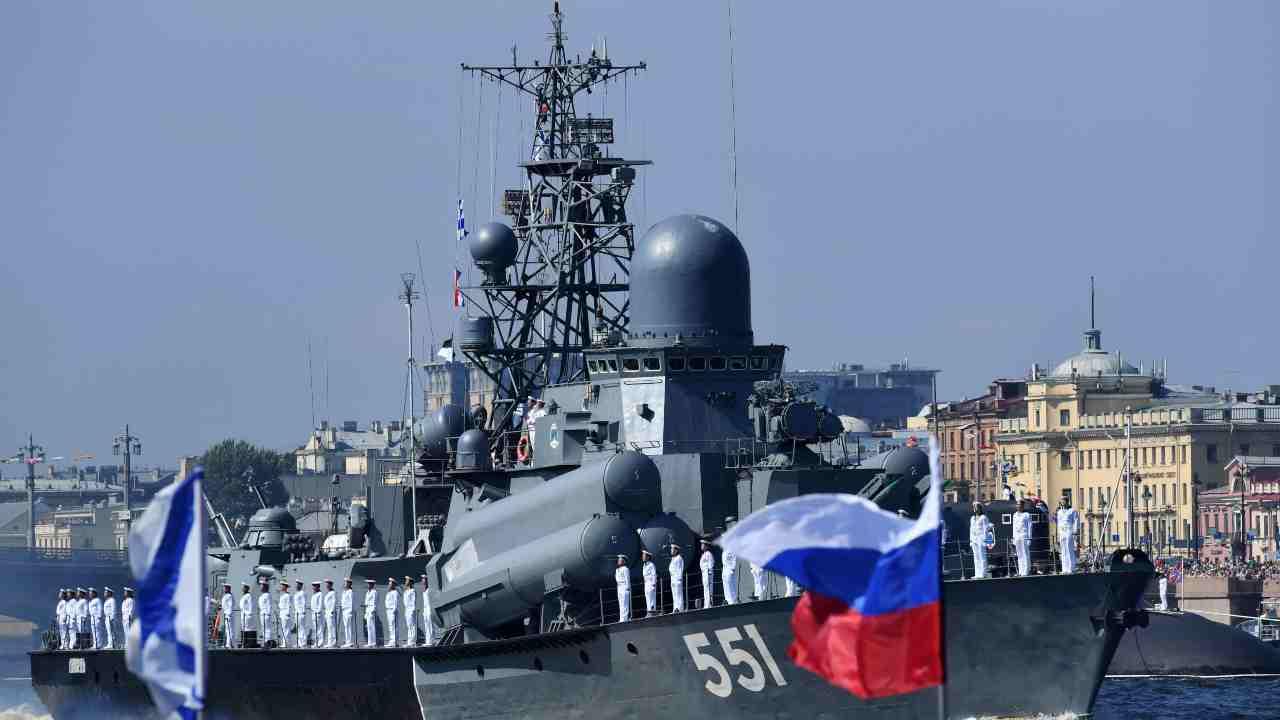 flotta marittima russia