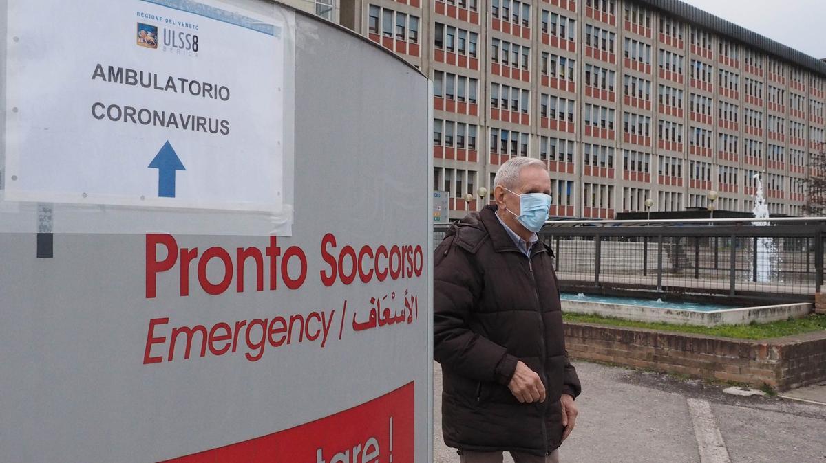 Coronavirus, allarme a Vicenza: scatta l'isolamento di massa