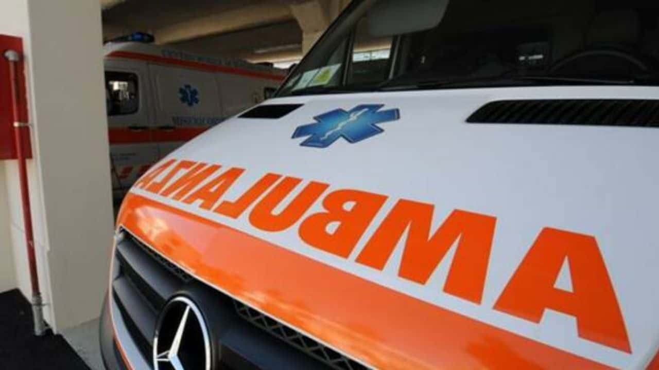 incidente - ambulanza