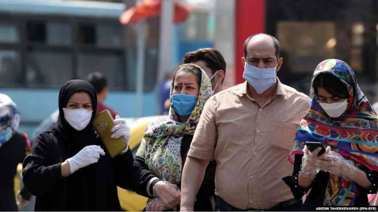 iran matrimonio coronavirus