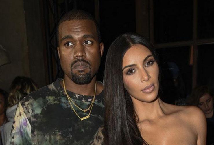 Kim Kardashian e Kayne West
