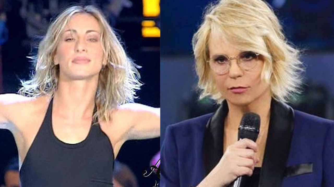 """Maria Zaffino, l'ex ballerina di Amici confessa: """"Maria mi h"""
