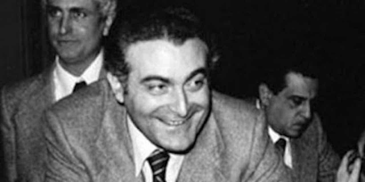 Un francobollo per il magistrato Mario Amato, ucciso dai Nar