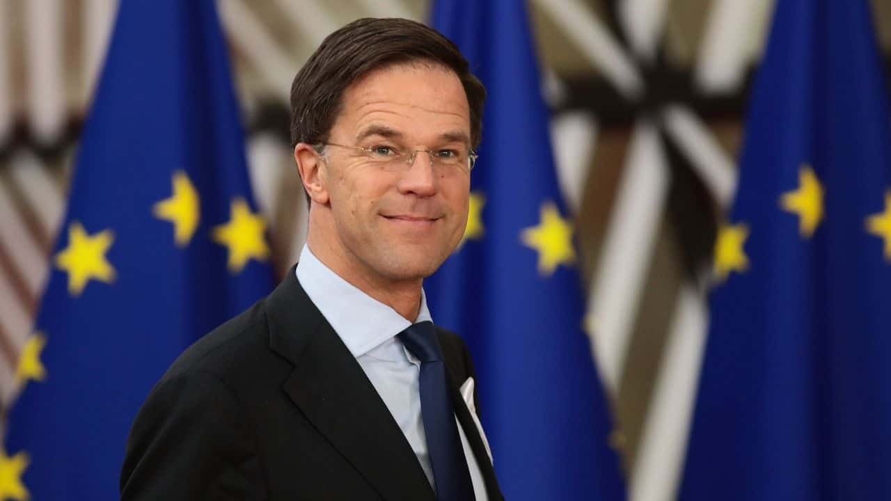 mark Rutte recovery fund