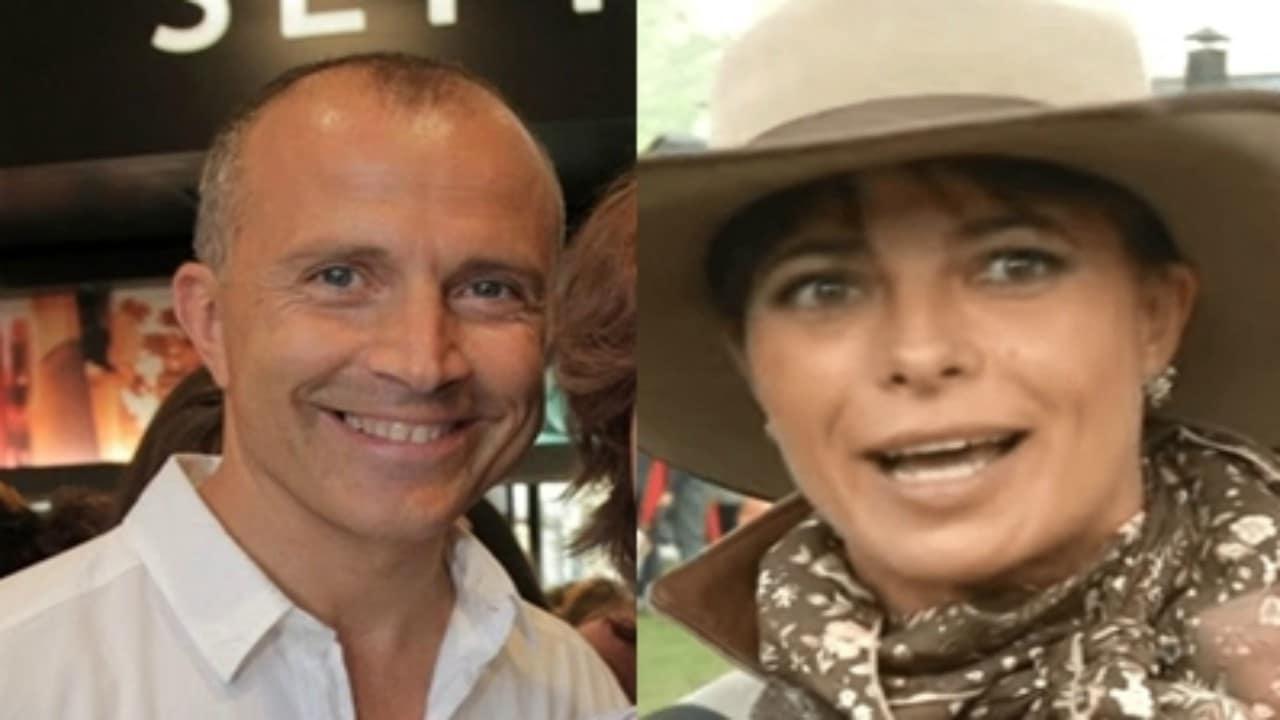 Natalia Estrada e Mastrota, intesa ritrovata: di nuovo nonni