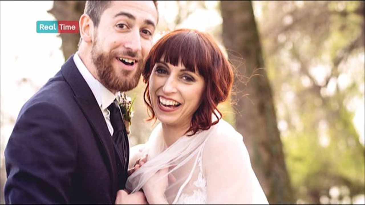 Luca e Cecilia Matrimonio a prima vista
