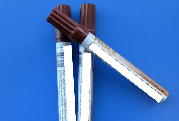 Pennarello per ritocco legno-Meteoweek.com