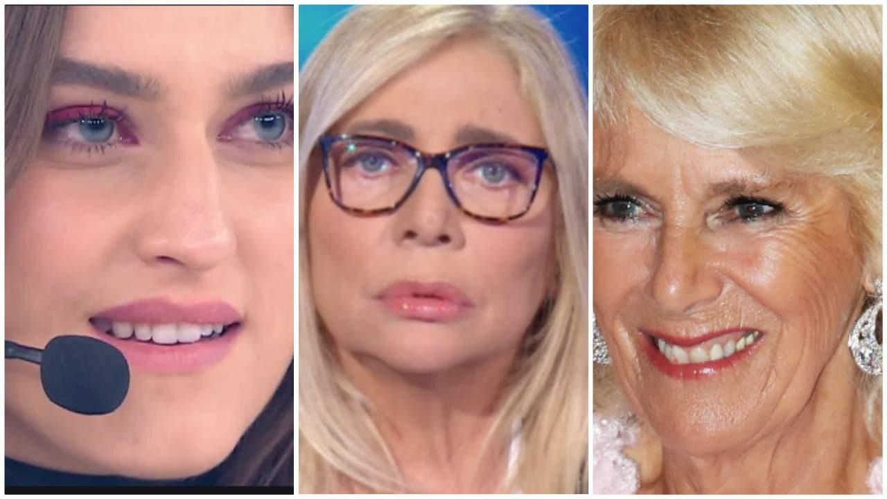Pillole gossip: Camilla tutta curve in costume, Venier furio