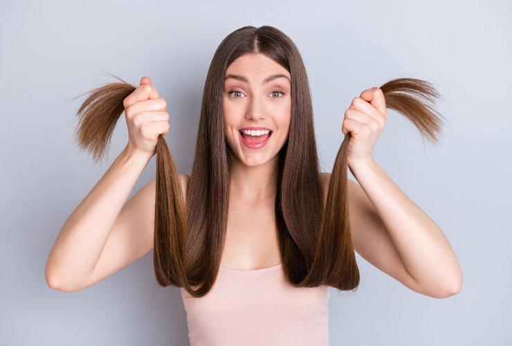 Polvere di caffè bellezza dei capelli-Meteoweek.com