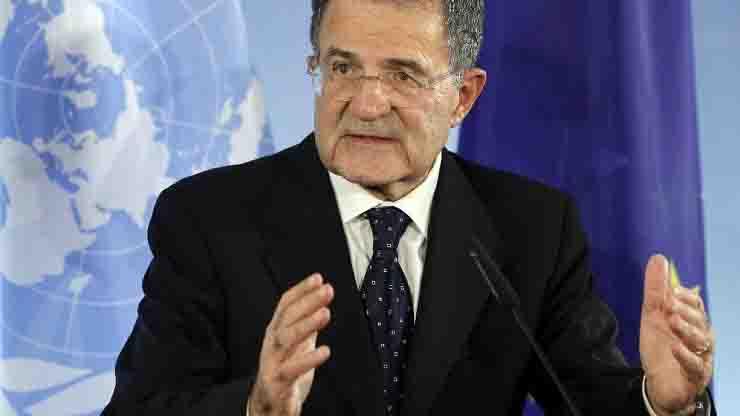 """Romano Prodi la politica ha reagito bene ospite a """"UNIPR On Air"""""""