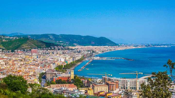 Meteo Salerno oggi mercoledì 15 luglio: beltempo