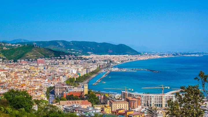 Meteo Salerno oggi mercoledì 8 luglio: soleggiato