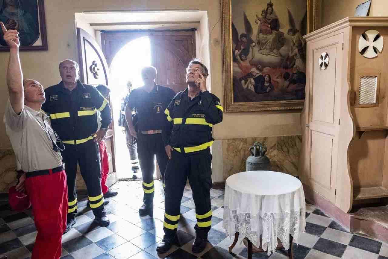 Terremoto in Sicilia di magnitudo 3.7, panico tra la popolaz