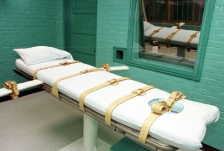 usa pena di morte