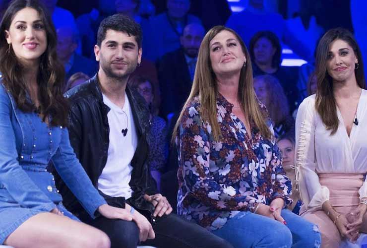 Veronica Cozzani e la famiglia Rodriguez