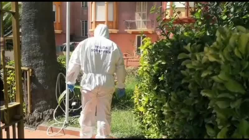 Omicidio ex orefice a Sanremo