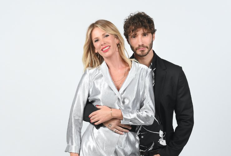 Alessia Marcuzzi e Stefano De Martino meteoweek.com